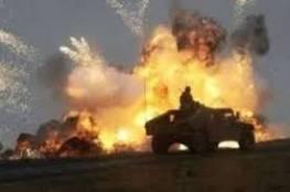 العريش : داعش يقتل ويصيب7 جنود مصريين بانفجار وسط سيناء