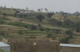 الشرطة الاسرائيلية تقتحم أم الحيران بالنقب