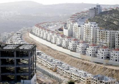 صحيفة عبرية : 2000 وحدة استيطانية جديدة في الضفة الغربية