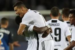 رونالدو يتحدث عمّا حصل في مباراة يوفنتوس وإمبولي