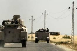 الجيش المصري يعلن مقتل 21مسلحًا واعتقال المئات بسيناء