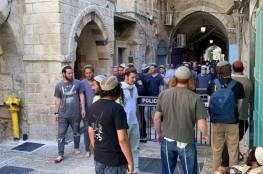 الرئاسة تدين وتحذر من اقتحام المستوطنين للأقصى وتحمل إسرائيل مسؤولية التصعيد