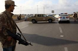 انفجارات قوية في طرابلس