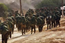 الاحتلال الاسرائيلي يبدأ تدريبات عسكرية واسعة في النقب