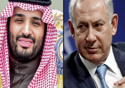 معاريف تزعم : نتنياهو اجتمع سراً بولي العهد السعودي في الأردن