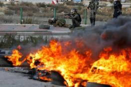خمس اصابات خلال مواجهات مع جيش الاحتلال في كفر قدوم