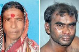 صور..هندي يقتل والدته ويستخرج قلبها ويتناوله مع التوابل والصلصلة !!