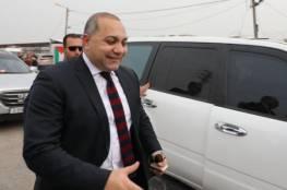 الوفد الامني المصري يغادر قطاع غزة الى رام الله