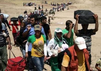 اسرائيل بحثت مع دول عن سبل لتهجير سكان غزة باستخدام احدى مطاراتها بالنقب