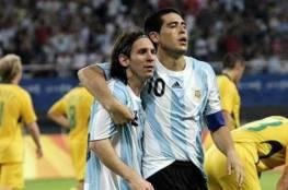 ريكلمي : ميسي لا يستطيع ترك منتخب الأرجنتين