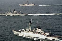 مناورات مشتركة للاحتلال وفرنسا في البحر المتوسط