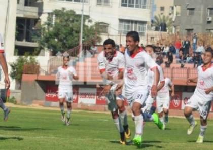 النشامى والزعيم لنهائي كأس غزة