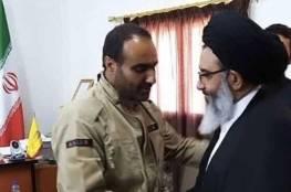 اغتيال عميد في الحرس الثوري الإيراني بضواحي دمشق