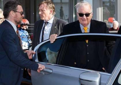 ملك بلجيكا السابق يخضع لاختبار الأبوة!