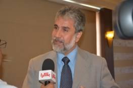 خليفة يتسلم مقر وزارة الاعلام في قطاع غزة