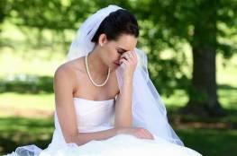 عريس هرب من حبيبته يوم زفافهما!