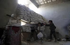 وحدات الكوماندوز السورية النسائية
