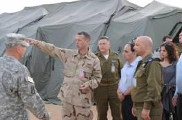 بدء تدريبات مشتركة للجيش الإسرائيلي والأمريكي تحاكي وقوع حربا اقليمية