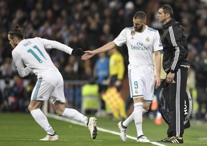 بيل وبنزيمة يتأهبان لقرار ريال مدريد التخلص منهما