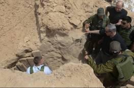 فيديو: نتنياهو يهنئ جيشه باستهداف نفق غزة ..مردخاي: لدينا معلومات عن أنفاق إضافية