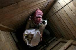 الجيش المصري يعلن تدمير 6 أنفاق في رفح على الحدود مع قطاع غزة
