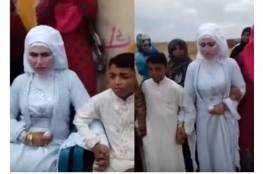 فيديو.. زفاف غريب من نوعه في الأردن!