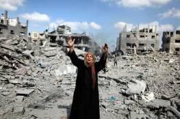 """""""الأونروا"""" توقف دفع بدل الإيجار للمتضررين بغزة"""