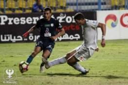 """فيديو.. """"محمود وادي"""" يقود البورسعيدي للفوز على إنبي"""