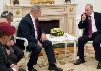 للمرة الثانية .. روسيا تستدعي السفير الاسرائيلي
