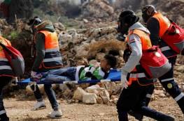 غزة: إصابة ثلاثة مواطنين برصاص الاحتلال