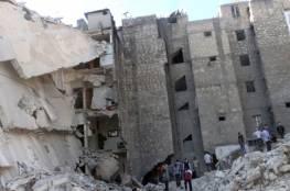 تقرير : 70% من منازل مخيم درعا للاجئين الفلسطينيين مدمرة