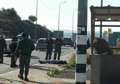 صور: شهيد برصاص الاحتلال على حاجز زعترة في نابلس بزعم محاولة طعن