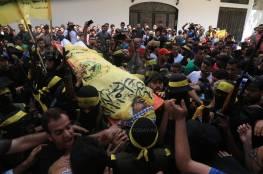 جماهير غفيرة تُشيَّع جثماني الشهيدين ياغي والصوري في غزة والنصيرات