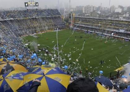 السوق السوداء تعكر صفو نهائي كأس ليبرتادوريس التاريخي
