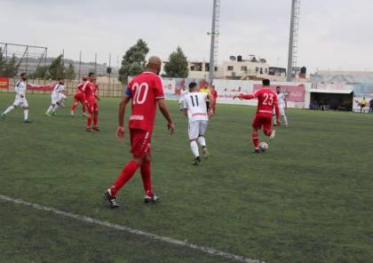 فيديو.. ركلات الترجيح تعبر بهلال القدس لربع نهائي كأس فلسطين