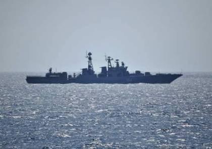 مصادر غربية: فرقاطات تركية تدخل المياه الاقليمية التونسية بعد استهداف قاعدة الوطية الجوية