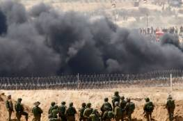 الجيش الإسرائيلي يقرر إرسال 11 كتيبة عسكرية لحدود غزة استعدادا لمسيرة 14 مايو
