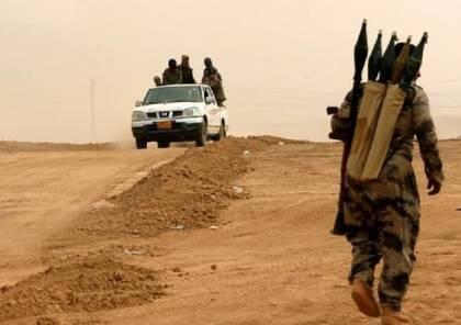 داعش يفرض حظر تجوال في مدينة بمحافظة الأنبار بعد هروب مسؤول مالي