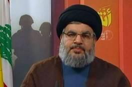 أول تعليق من حسن نصر الله بشأن الاشتباكات الدامية في خلدة بين حزب الله والعشائر