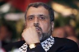 حماس : نتفق مع شلح و فتح تطالبه بالاعتذار