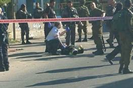 جيش الاحتلال يطلق النار على شاب قرب المسجد الابراهيمي بالخليل