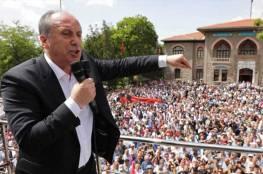 منافس اردوغان في انتخابات الرئاسة : أنا أصلي الجمعة كل يوم!