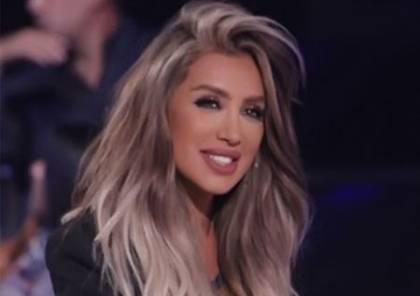 لماذا بكت الفنانة اللبنانية مايا دياب في الاستوديو ؟!