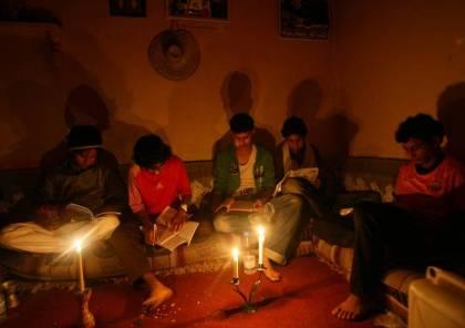إسرائيل تخفض مجددا كمية الكهرباء لغزة لتصل الى 20 ميجا وات منذ امس