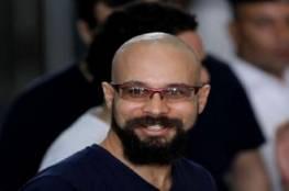 الإفراج عن مؤسس حركة 6 إبريل بعد قضاء فترة عقوبته