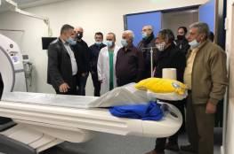 محافظ الخليل يعلن تجهيز قسم كورونا في مستشفى الشهيد ابو الحسن