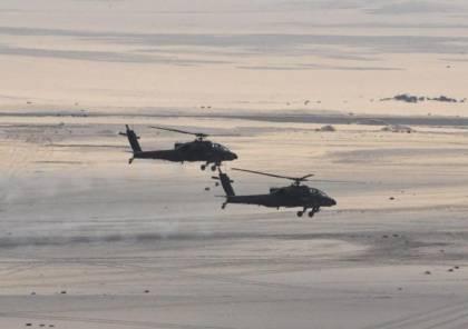 """الجيش المصري يعلن مقتل عشرة """"تكفيريين"""" في إطار عملية سيناء"""