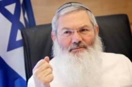 نائب ليبرمان يدعو الى تغيير التعامل مع السلطة الفلسطينية
