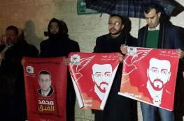 الأسير الصحفي محمد القيق يعلن خوضه إضراباً مفتوحاً عن الطعام