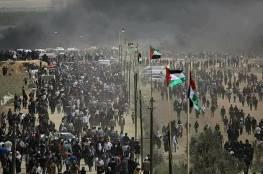 حماس : الحصار يترنح ومسيرات العودة تتجه لتحقيق كامل اهدافها